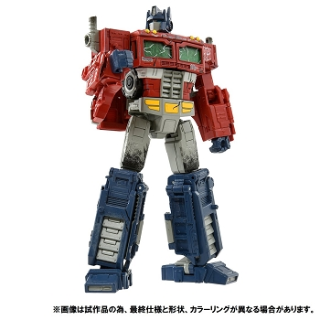 Transformers Premium Finish WFC-01 OPTIMUS PRIME